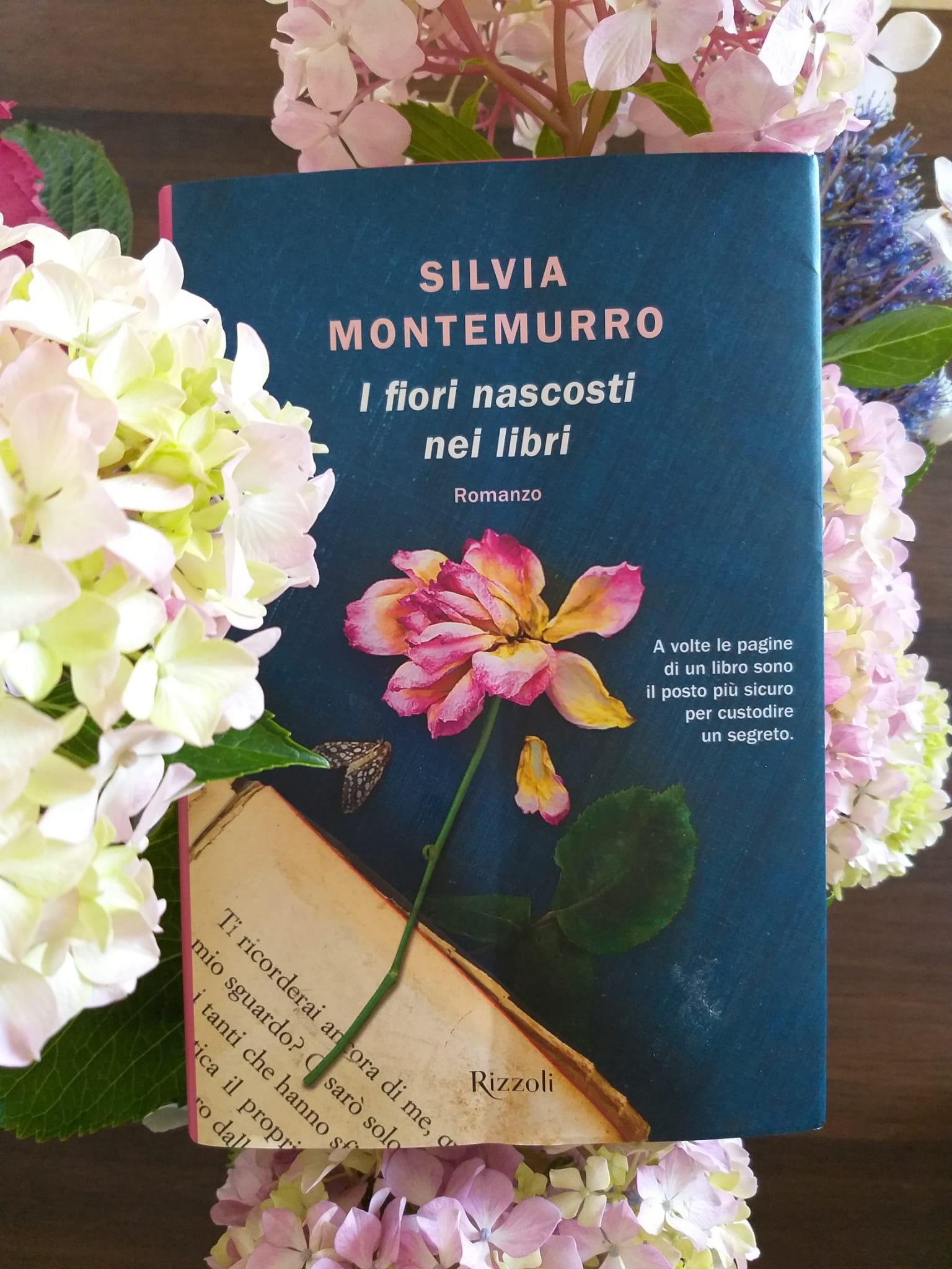 I fiori nascosti nei libri di Silvia Montemurro