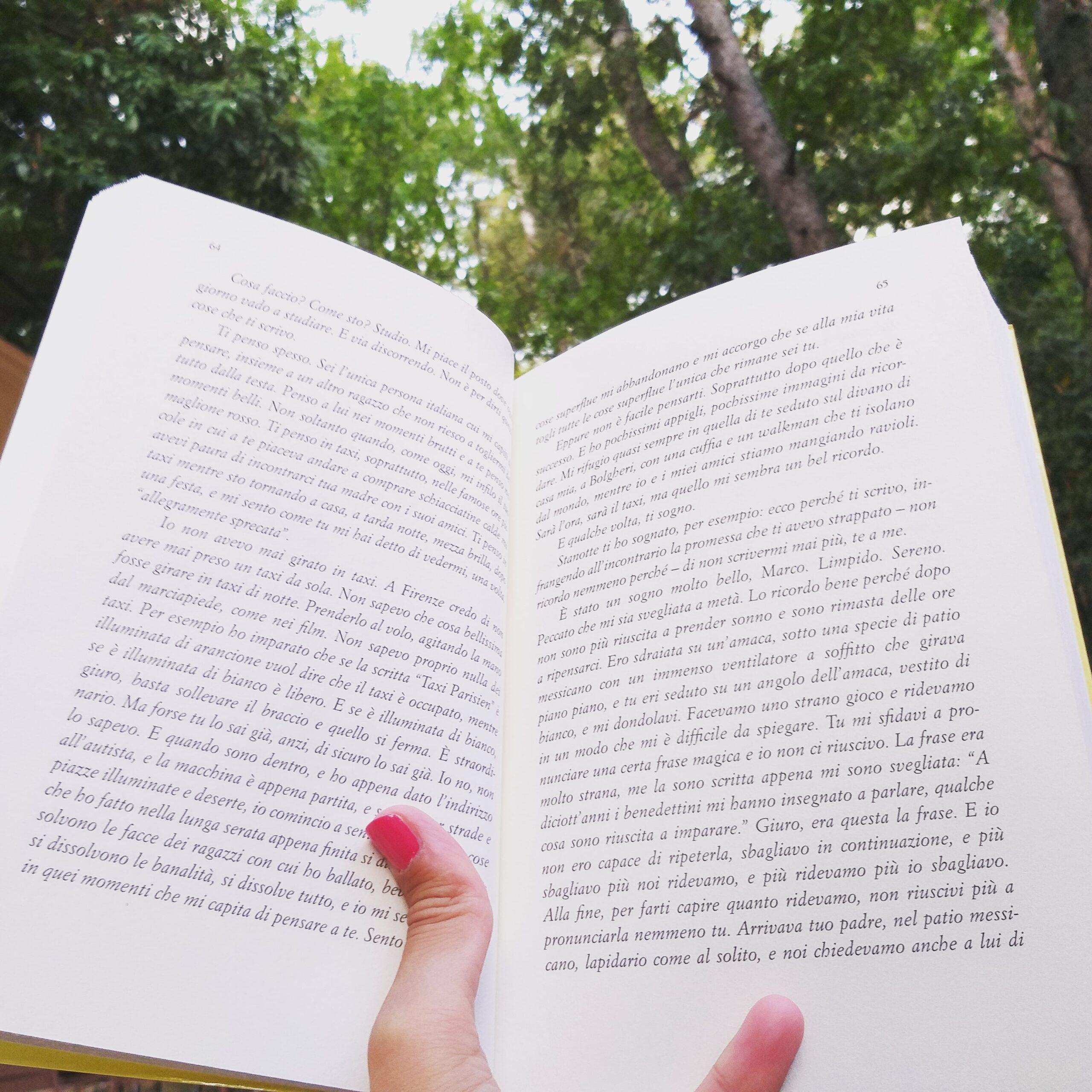libro recensione libri