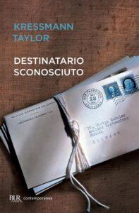 Destinatario sconosciuto di Kressmann Taylor